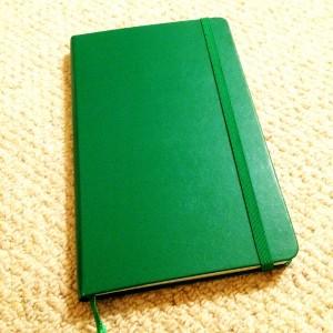 my new bullet journal